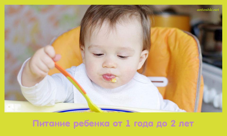 питание, ребенок
